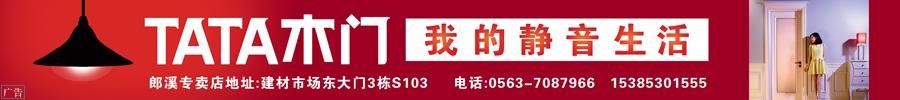郎溪TATA木门专卖店欢迎您!