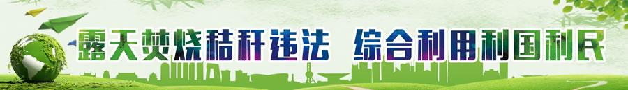郎溪论坛公益秸秆禁烧宣传